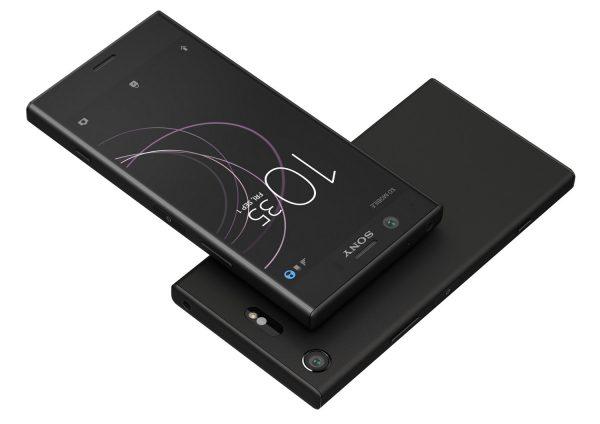 Sony Xperia XZ1compact black