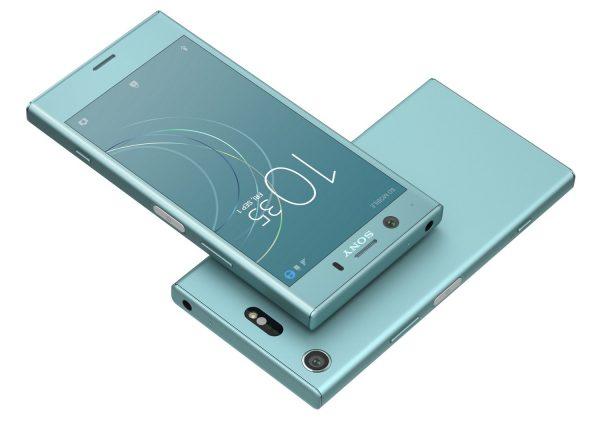 Sony Xperia XZ1compact horizonblue