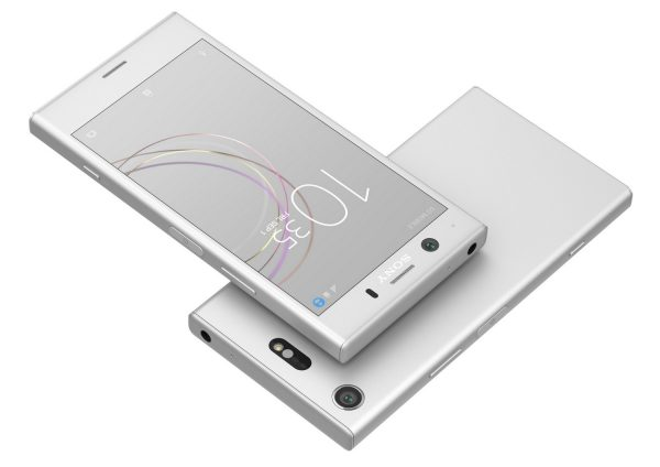 Sony Xperia XZ1compact whitesilver
