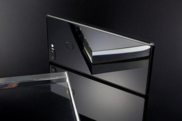Vernee MIX 2 Glasdesign