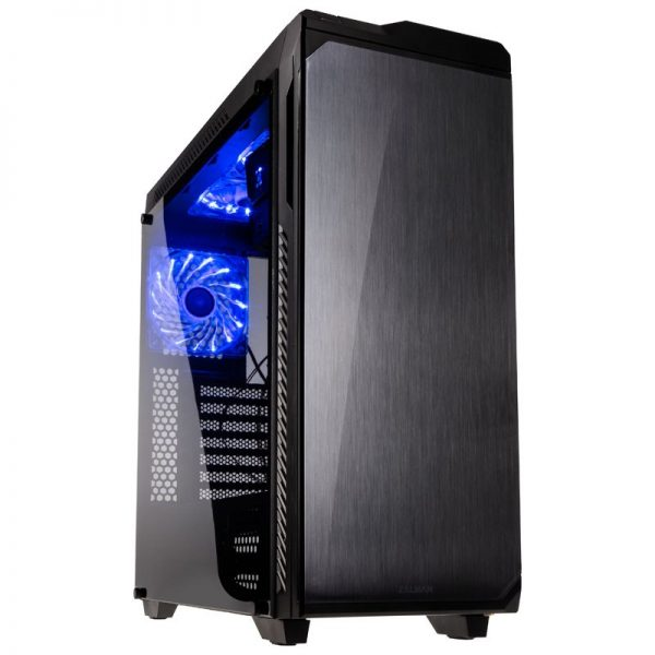 Zalman Z9 Neo Plus Black Front
