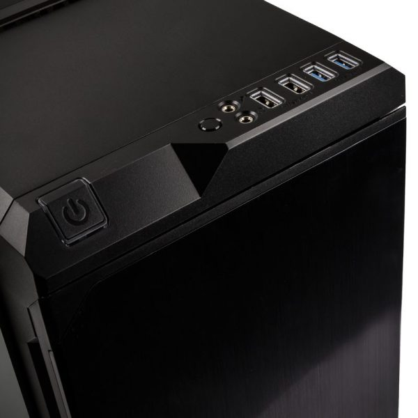 Zalman Z9 Neo Plus Black Frontpanel