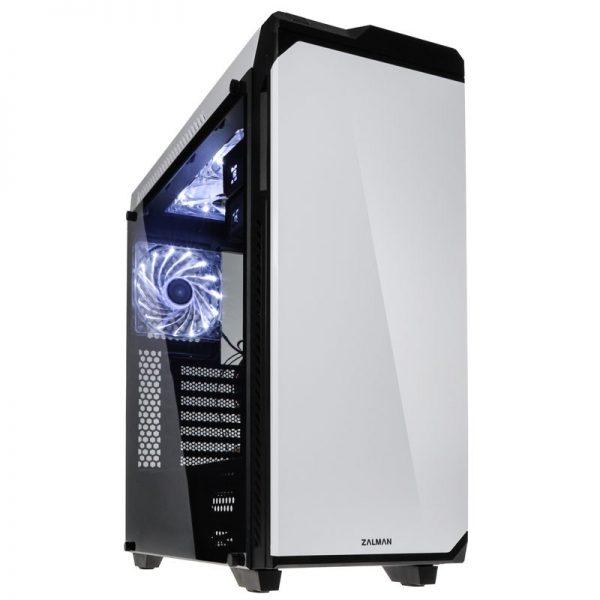 Zalman Z9 Neo Plus White Front