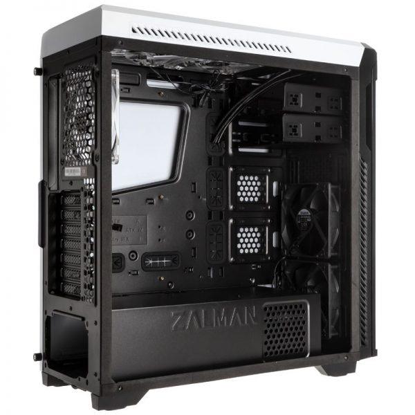 Zalman Z9 Neo Plus White innen