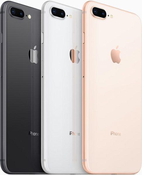 iPhone 8 Hinten