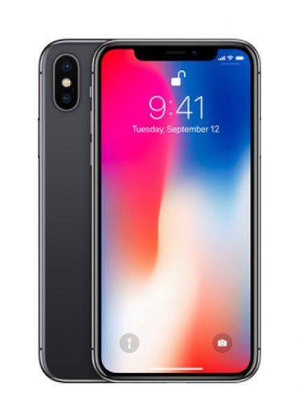 iPhone X Grau