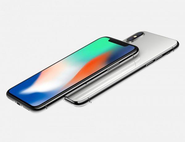 iPhone X vorne und hinten