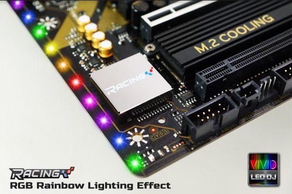Biostar Z370GT6 Audio RGB