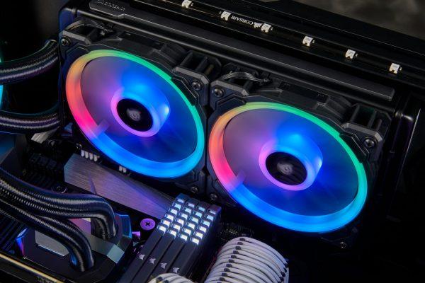 Corsair LL Series RGB 2x