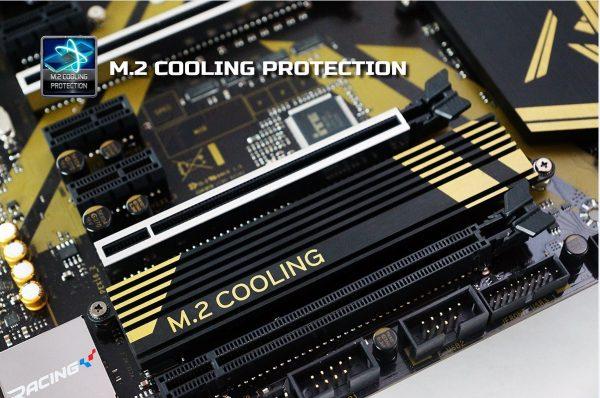 M2 COOLING heatsink