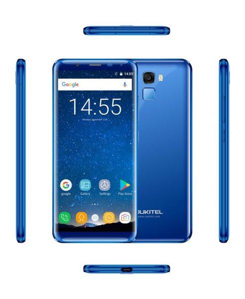 OUKITEL K5000 Blue
