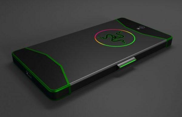 Razer Phone Concept