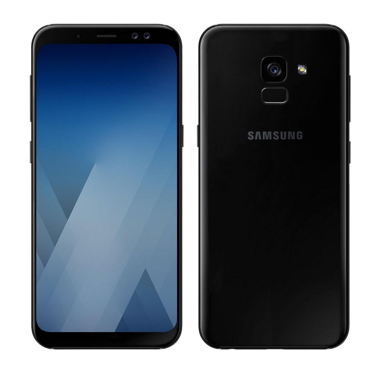 Samsung Galaxy A5 2018 Aufgetaucht Hartware