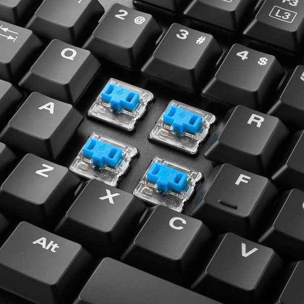 Sharkoon PureWriter Blue Switches