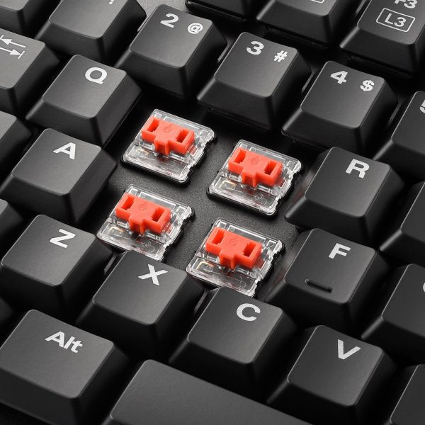 Sharkoon PureWriter Red Switches