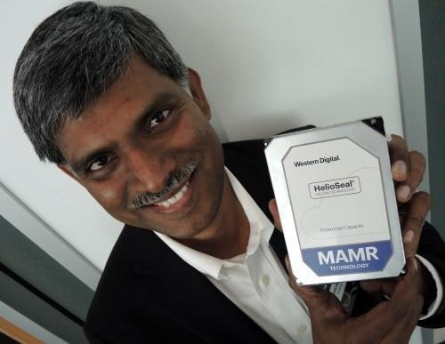 WD MAMR HDD (EETimes)
