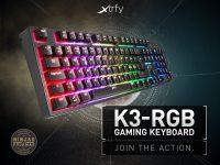 Xtrfy K3-RGB