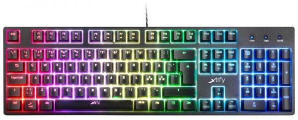 Xtrfy K3-RGB oben