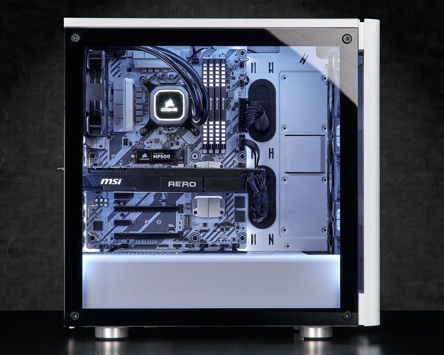 CORSAIR präsentiert die neue CPU Flüssigkeitskühlung Hydro