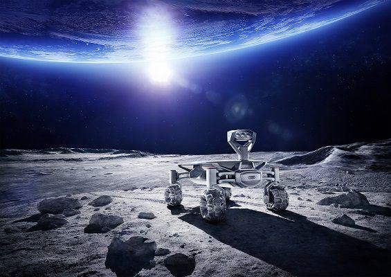 Der Mond bekommt ein LTE-Netzwerk