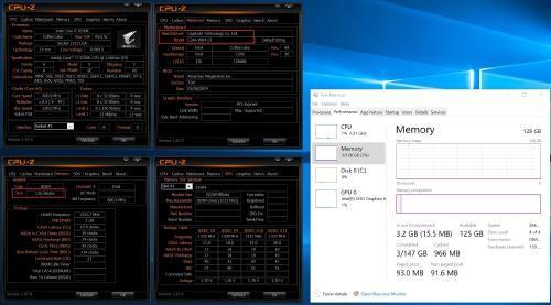 GIGABYTE Z390 & C246 Motherboards unterstützen ab sofort