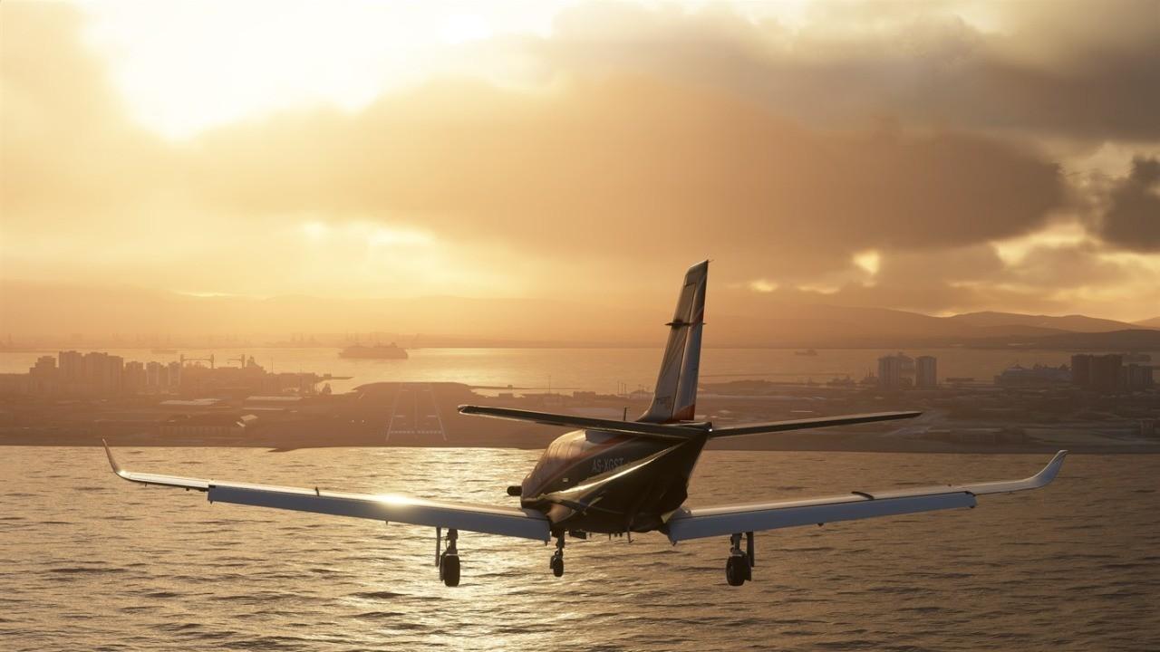 VR-Beta vom Microsoft Flight Simulator 2020 auch für HTC ...